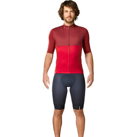 Mavic Allroad Wind Maillot Homme, red dahlia